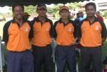 Referee yang diketuai En. Tan Wahid.